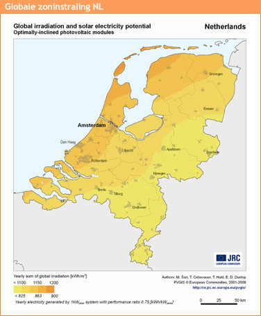 zonne-insulatie Belgi�